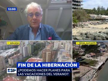 """""""Si trasladamos incertidumbres en el turismo, el verano está perdido"""""""