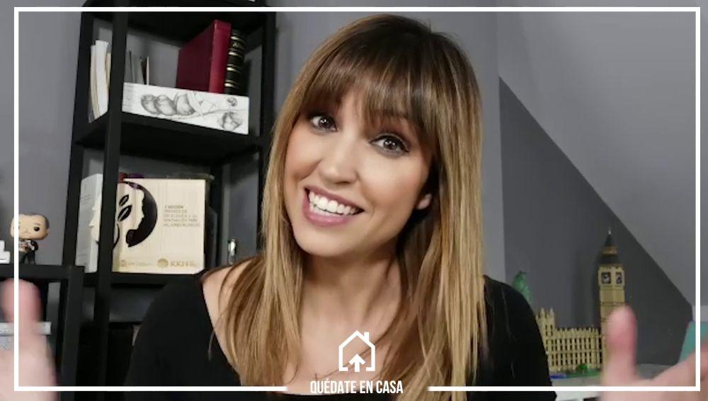 Encerrados con Sandra Sabatés: el chiste con el que se identifica la presentadora