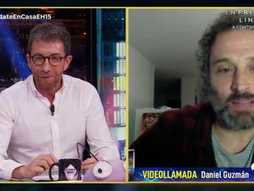 Daniel Guzmán - aspecto