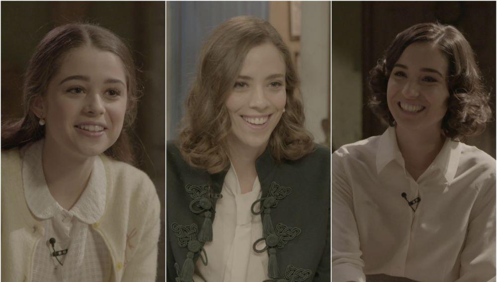El día a día en Puente Viejo, confesiones y mucha imaginación, con las hermanas Solozábal