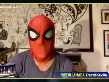 Ernesto - spiderman