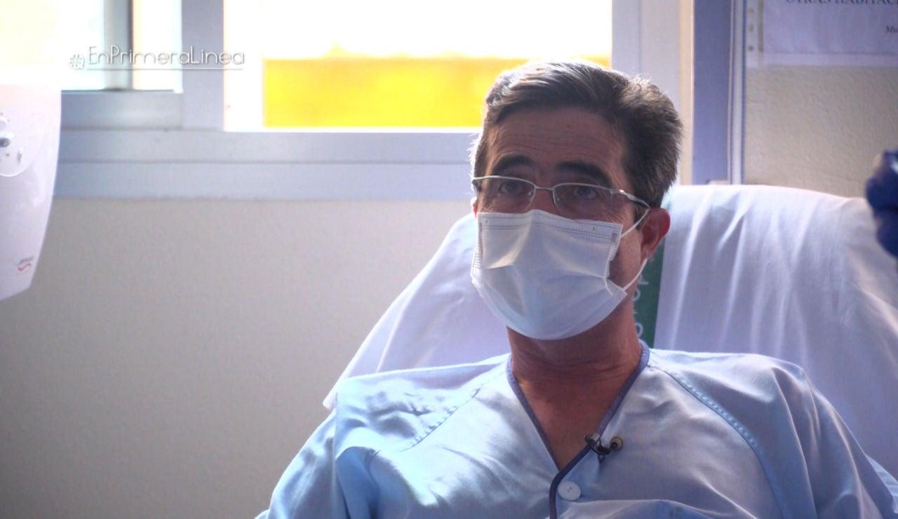"""El duro relato de un médico contagiado: """"Te crees que todo lo malo que estás viendo también te va a pasar a ti"""""""