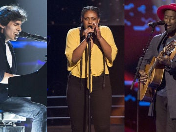 Celebra el 'Día de la Voz' recordando las 10 actuaciones más espectaculares de las Audiciones a ciegas