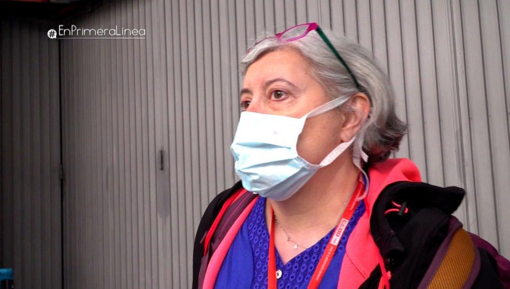 """""""Son mis héroes"""", el emotivo testimonio de una paciente recuperada de coronavirus"""