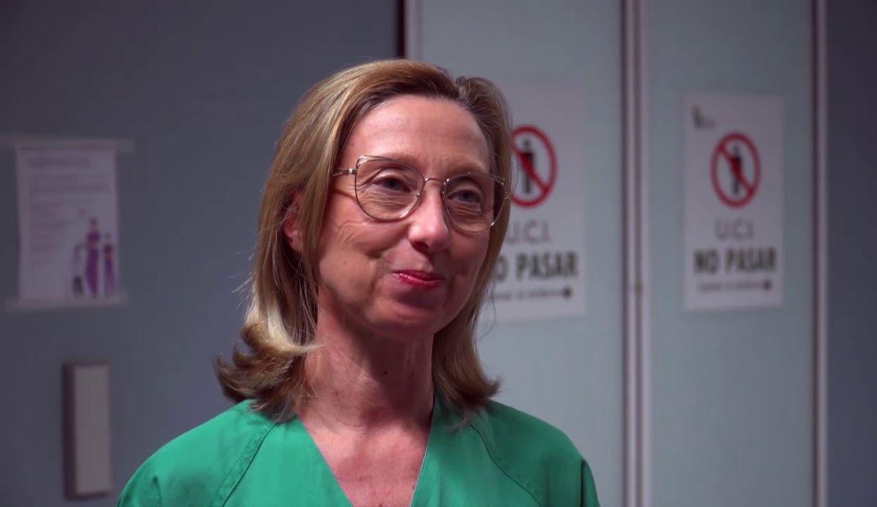 El sufrimiento de los sanitarios y los pacientes ingresados en la UCI