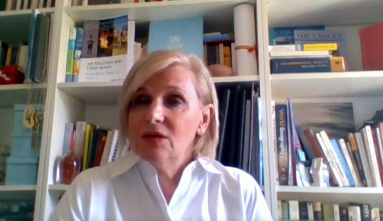 """María Neira, Directora Salud Pública de la OMS, sobre las críticas de Donald Trump: """"son palabras tristes"""""""