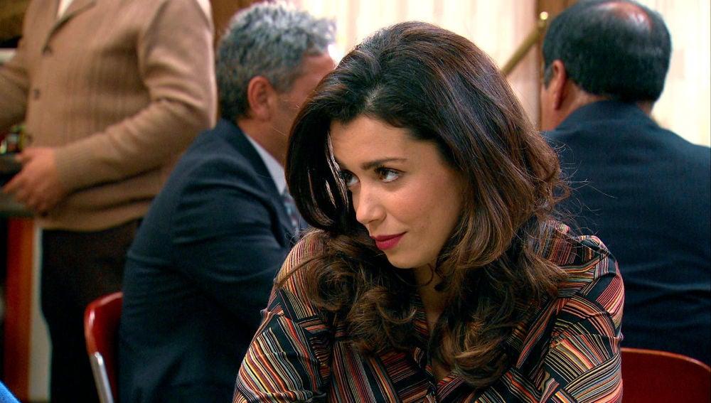 """Amelia aprovecha cualquier situación para conquistar a Luisita: """"Yo sin pasión no puedo vivir"""""""