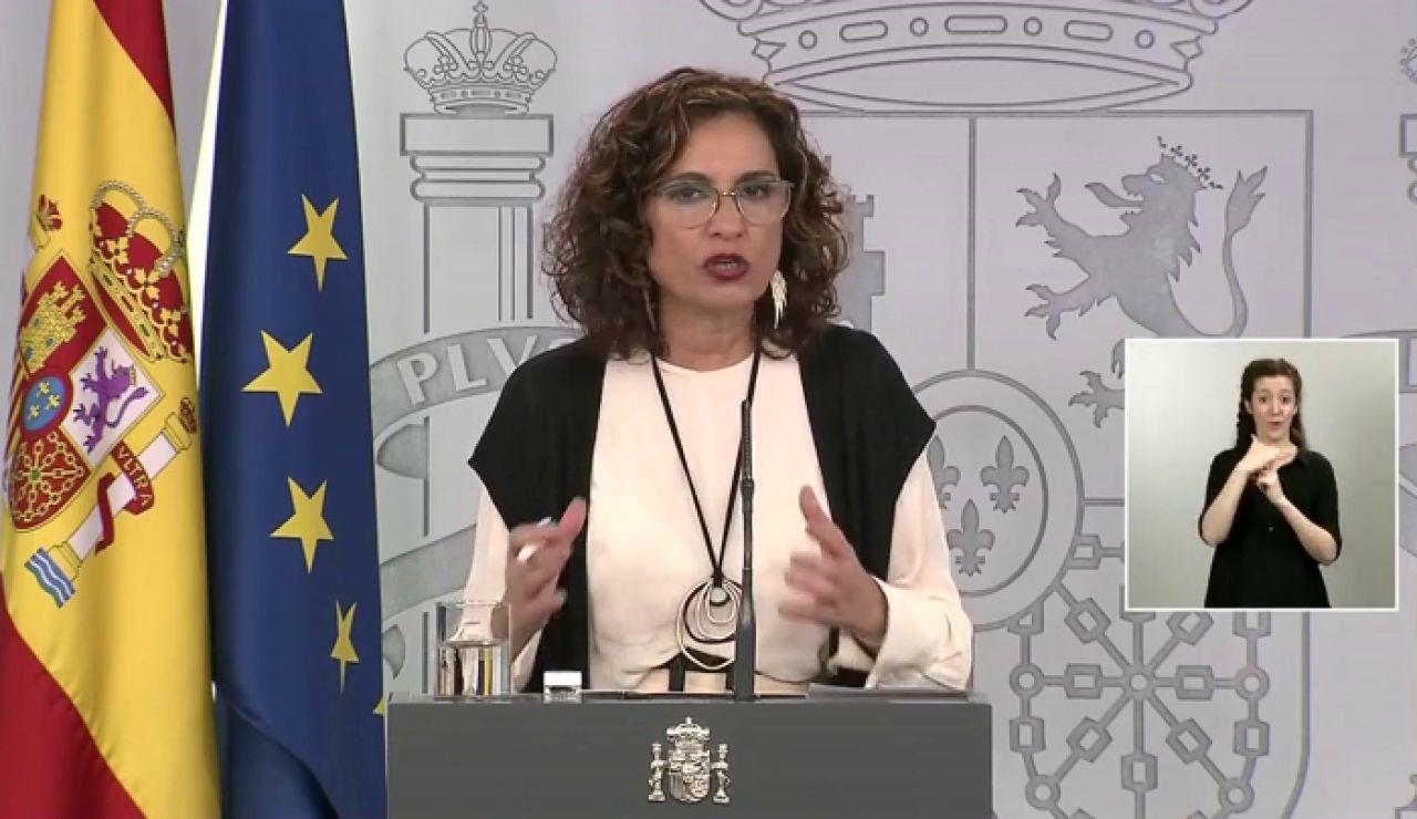 """El Gobierno aprieta a Pablo Casado para que se reúna con Pedro Sánchez """"a la mayor brevedad posible"""""""