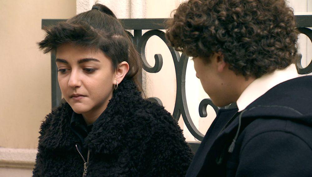 Manolín, más preocupado que nunca al ver como Marisol está cada vez más hundida