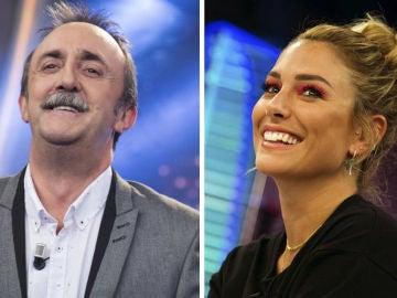 El lunes arrancamos la semana en 'El Hormiguero 3.0: quédate en casa' con Santi Rodríguez y Blanca Suárez