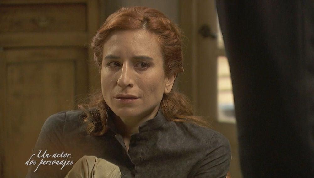 ¡Lo recordamos! Los dos personajes de Marta Tomasa en 'El secreto de Puente Viejo'