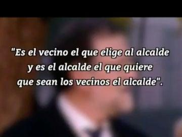 Intervención criticada de Rajoy
