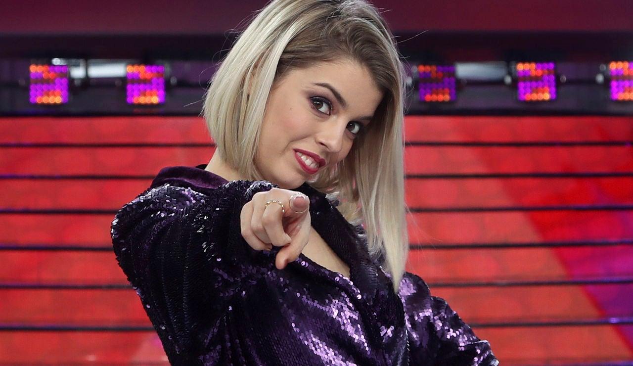 Nerea Rodríguez, concursante de 'Tu cara me suena'