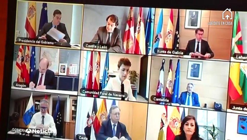 Sánchez libera de inmediato 6.000 millones para las autonomías para conseguir una prórroga del estado de alarma