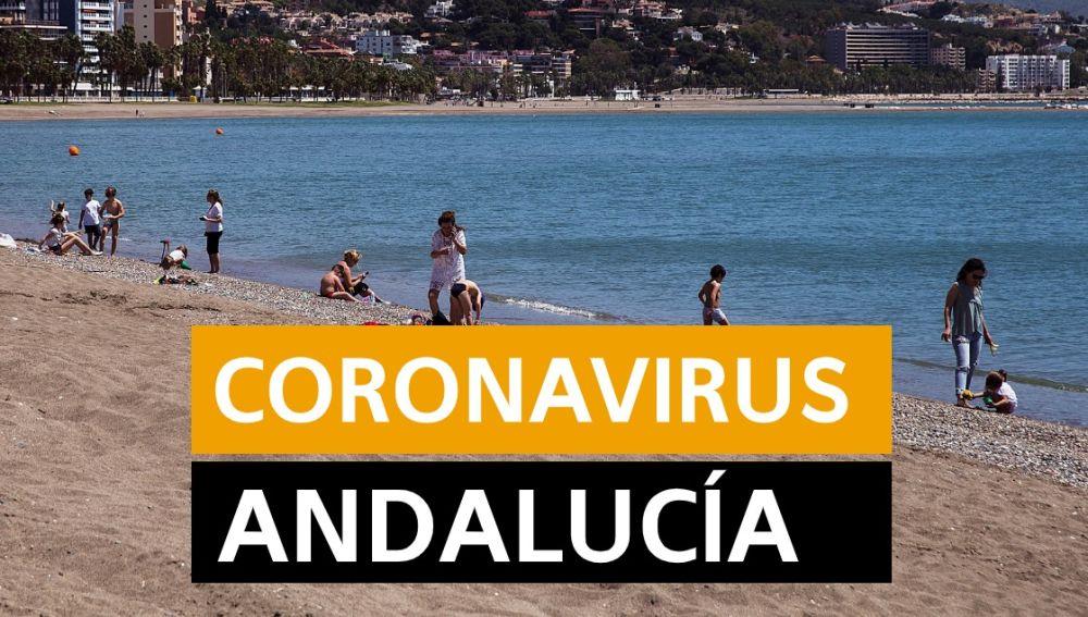 Coronavirus Andalucía: Última hora y noticias de hoy lunes 4 de mayo, en directo