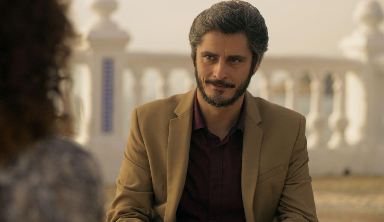 Antonio Pagudo, protagonista de 'Benidorm'