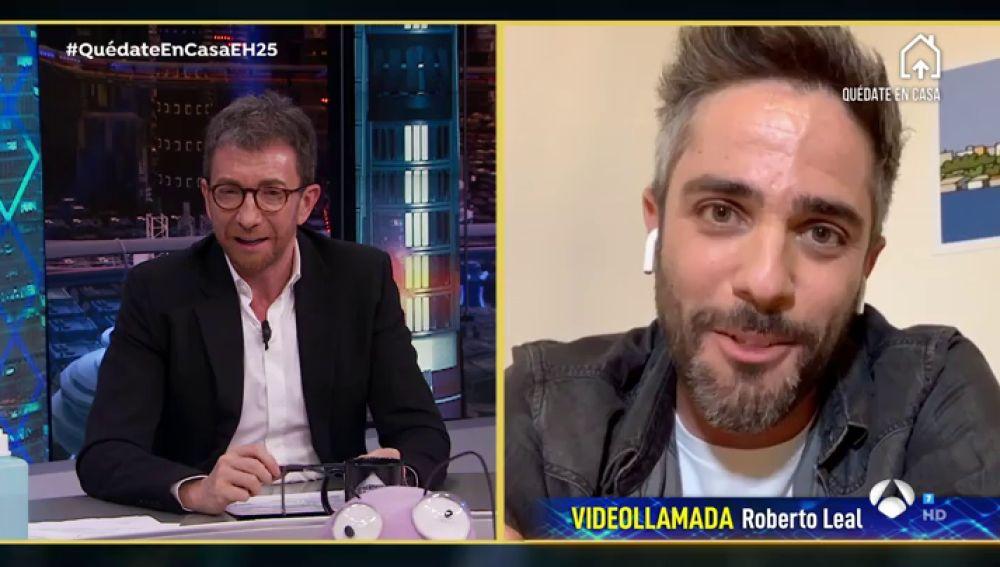 Roberto Leal revela cómo fue su primer día al frente de 'Pasapalabra' y da una pista de su estreno
