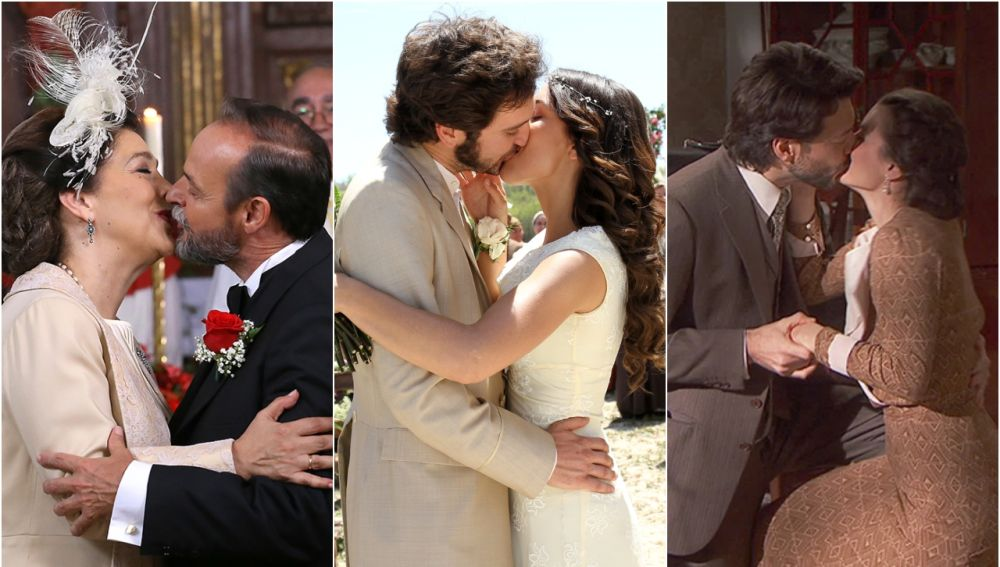 ¿Qué pareja de 'El secreto de Puente Viejo' te ha enamorado más? ¡Vota por tu favorita!