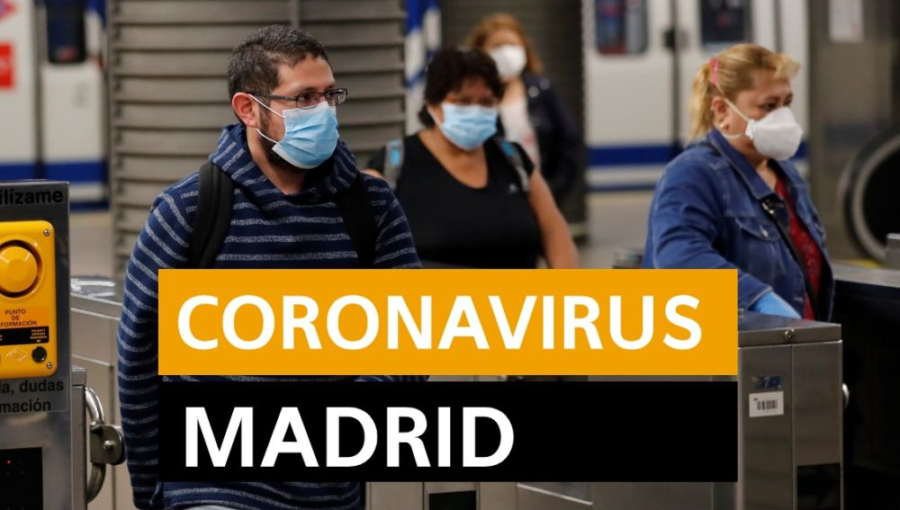 Coronavirus Madrid: Última hora y noticias de hoy lunes 4 de mayo, en directo