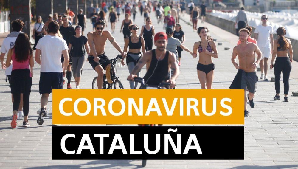 Coronavirus Cataluña: Última hora y noticias de hoy lunes 4 de mayo, en directo