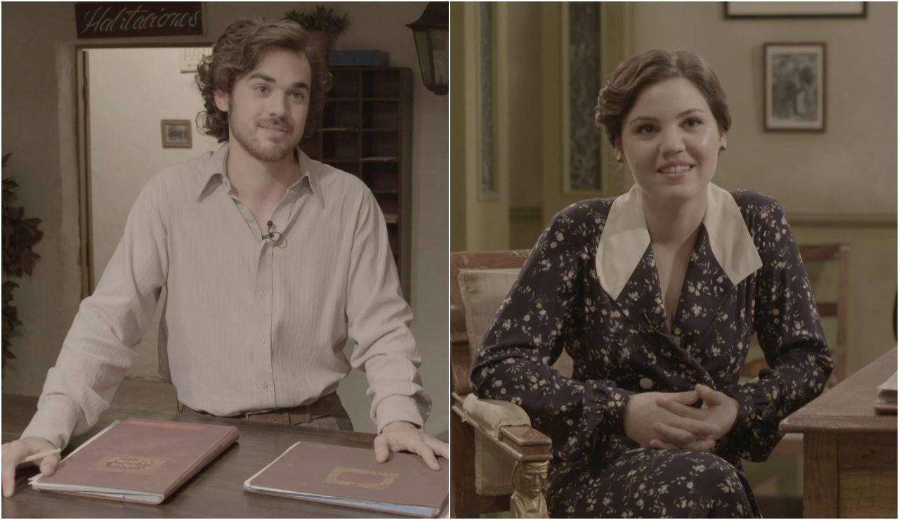 Confesiones de boda y momentos inolvidables, con Iván Montes y Paula Ballesteros