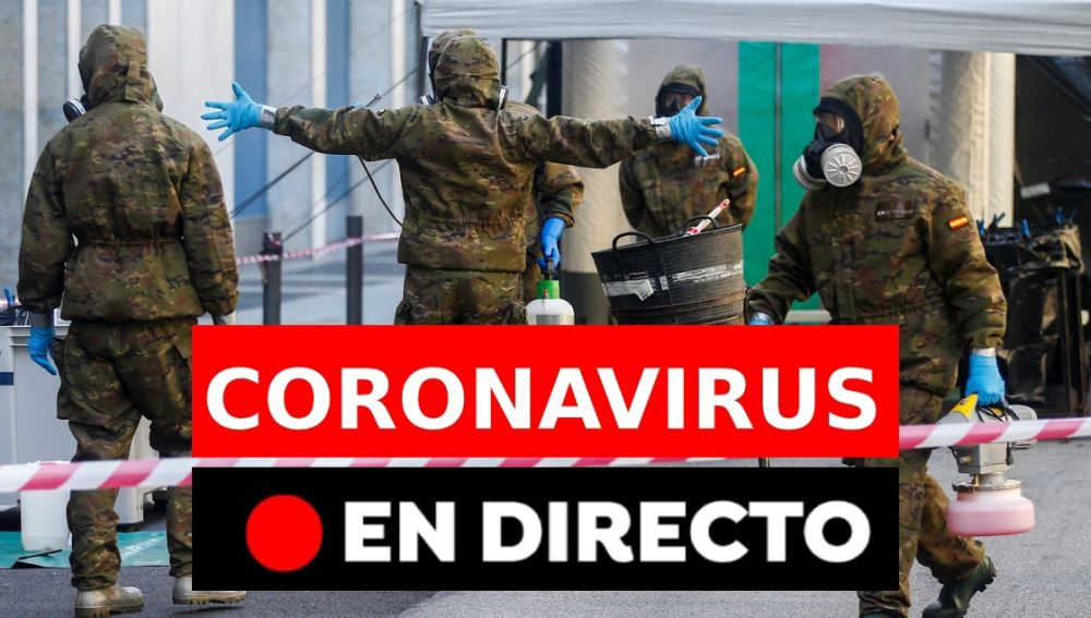 Última hora coronavirus en España, en directo | Contagiados y fallecidos en la fase 0 de la desescalada del coronavirus en España