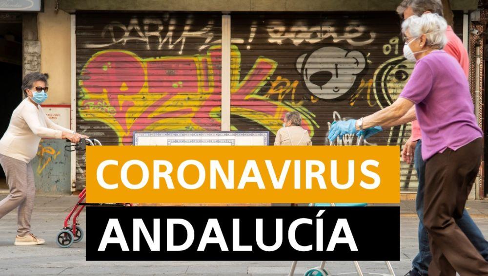 Coronavirus Andalucía: Datos y noticias de hoy martes 5 de mayo, en directo | Última hora coronavirus Andalucía