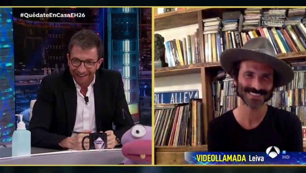"""""""Siento miedo a enfermedades raras e incurables"""", Leiva se sincera en 'El Hormiguero 3.0'"""