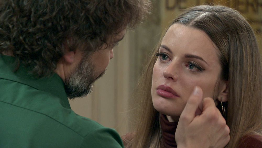 Lourdes toma una decisión sobre sus sentimientos hacia Guillermo