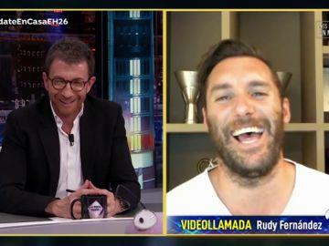 El lado paternal de Rudy Fernández: confiesa en 'El Hormiguero 3.0' cómo se desenvuelve con sus dos hijos