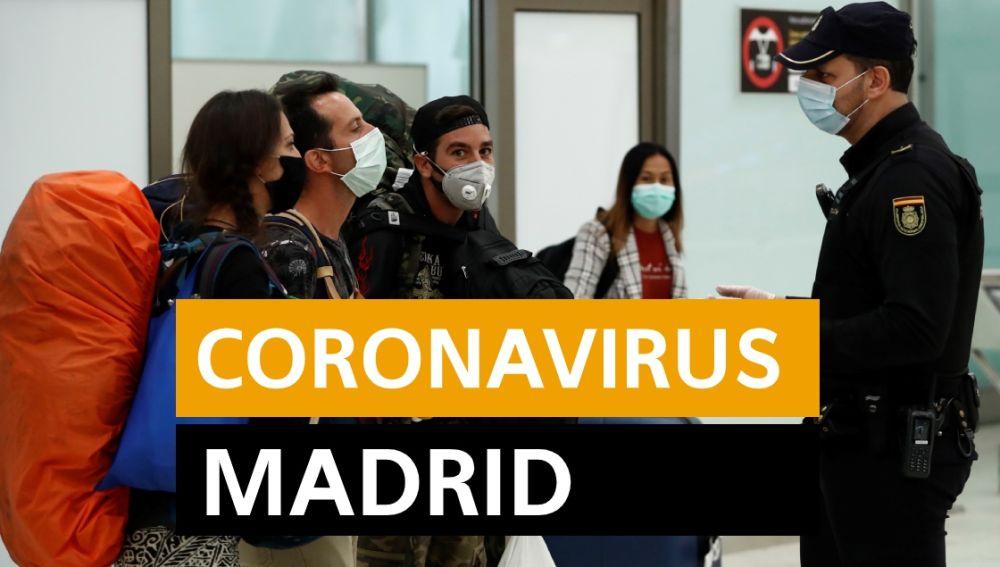 Coronavirus Madrid: Datos y noticias de hoy martes 5 de mayo, en directo | Última hora coronavirus Madrid