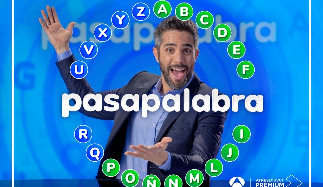 'Pasapalabra', en Antena 3