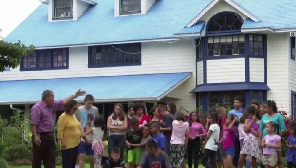 Familia de Costa Rica con 37 hijos