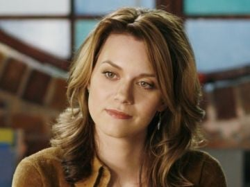 Hilarie Burton como Peyton en 'One Tree Hill'