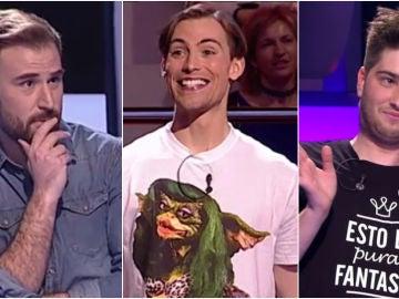 Inolvidables: los tres concursantes más virales y carismáticos en la historia de '¡Ahora caigo!'