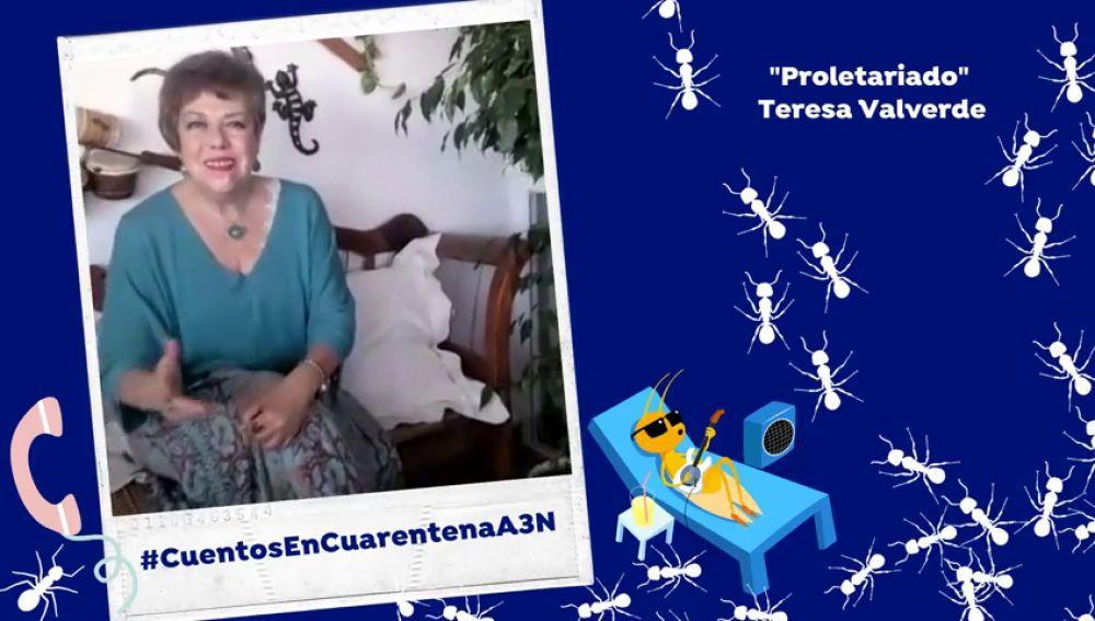 Cuentos en cuarentena contra el coronavirus: 'Proletariado'