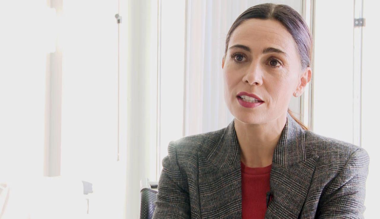 """Itziar Atienza: """"Daniela funciona con la intuición porque una violación muchas veces no se puede demostrar"""""""