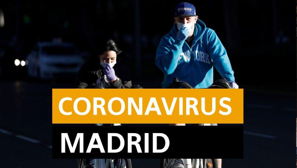 Coronavirus Madrid: Datos y noticias de hoy miércoles 6 de mayo, en directo   Última hora coronavirus Madrid