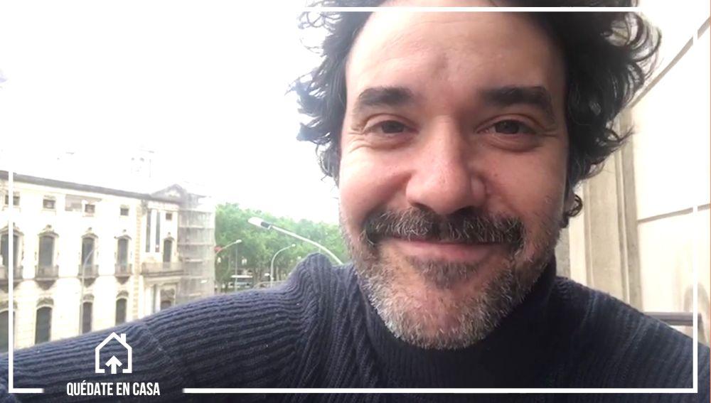 Encerrados con Miquel Fernández