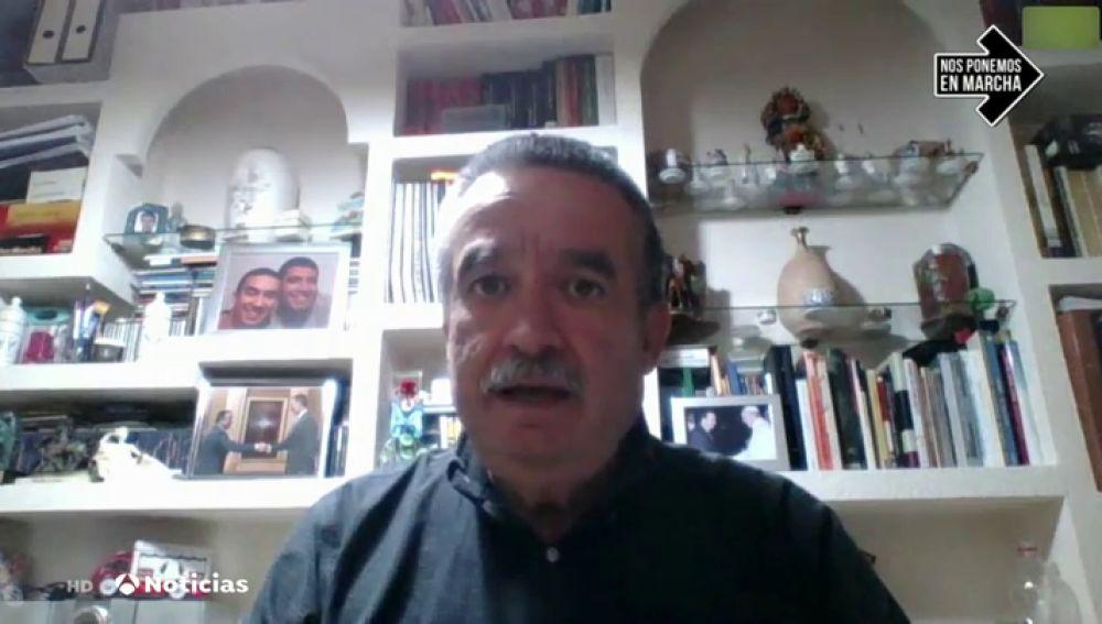 Vicente Matas, de la OMC