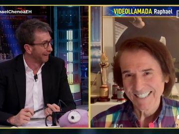 Disfruta de la entrevista completa a Raphael en 'El Hormiguero 3.0: Quédate en casa'