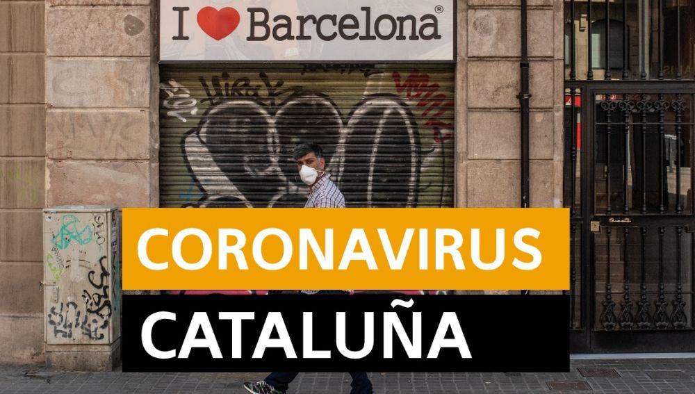 Coronavirus Cataluña: Última hora, desescalada y noticias de hoy jueves 7 de mayo, en directo