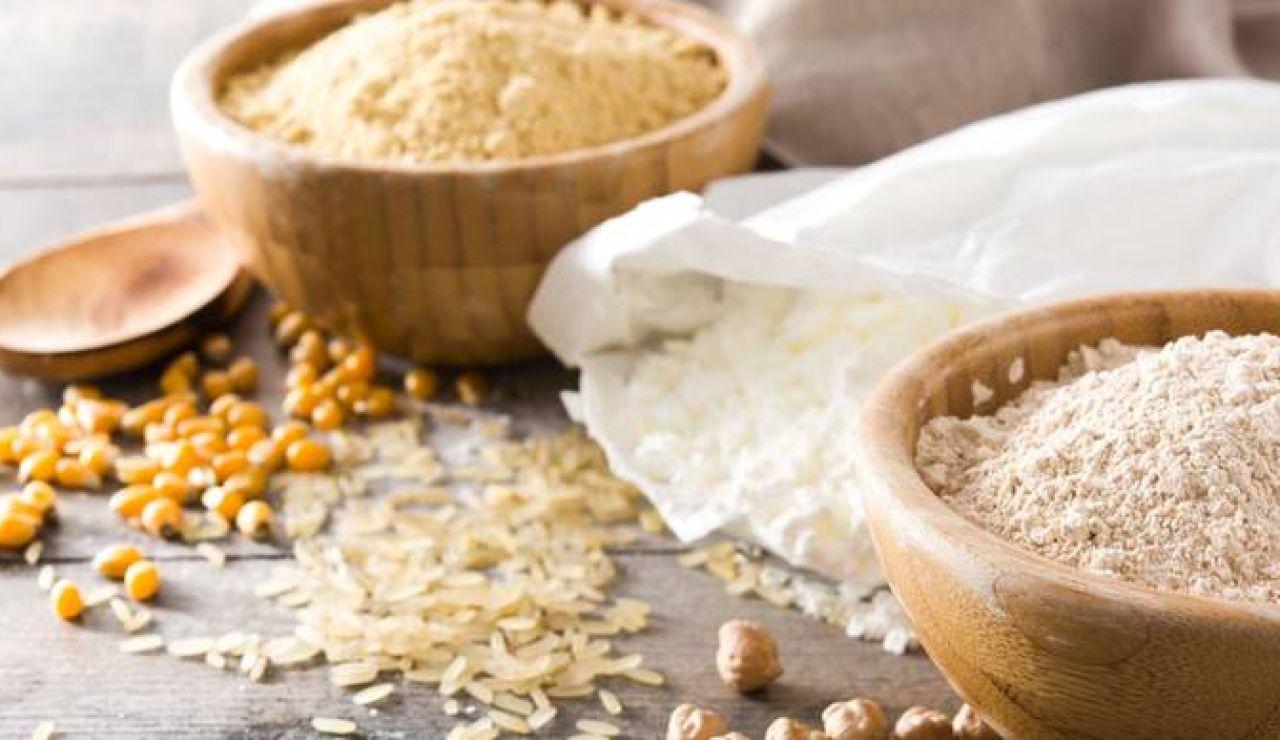 Tipos de harina, ¿sabes cuál usar en cada receta?