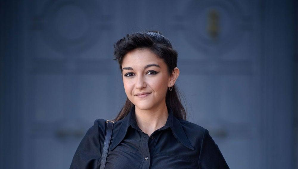 Ángela Arellano es Marisol