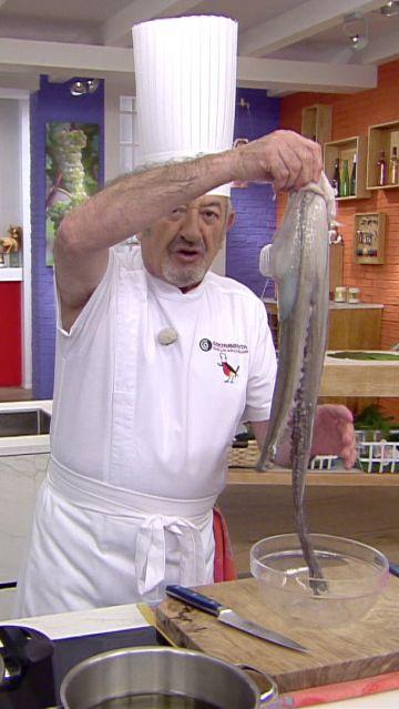 Karlos Arguiñano desvela la forma más fácil y rápida de hacer el pulpo