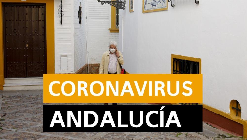 Coronavirus Andalucía: Última hora, desescalada y noticias de hoy jueves 7 de mayo, en directo