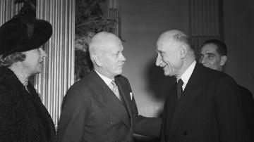 Efemérides 9 de mayo de 2020: Robert Schuman, Día de Europa