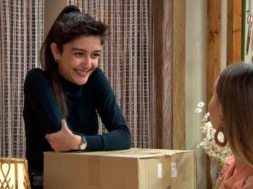 Marisol anima a Luisita a dejarse llevar con Amelia