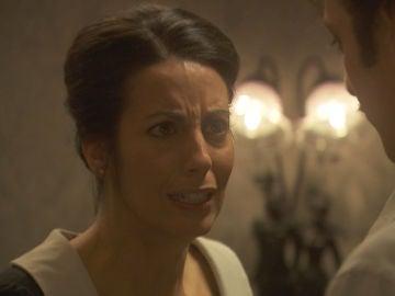 Manuela descubre los maltratos de Ramón a Marta