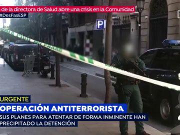 Operación antiterrorista